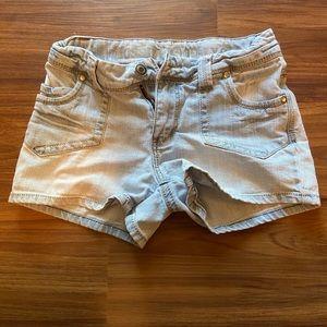 Mossimo Supply Co. | Girls light wash denim short